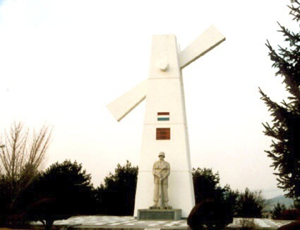dutch war memorial