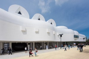 Korea pavilion (from architectural-photographer)