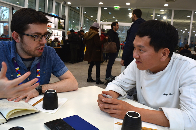 interviste check Korea pavilion web