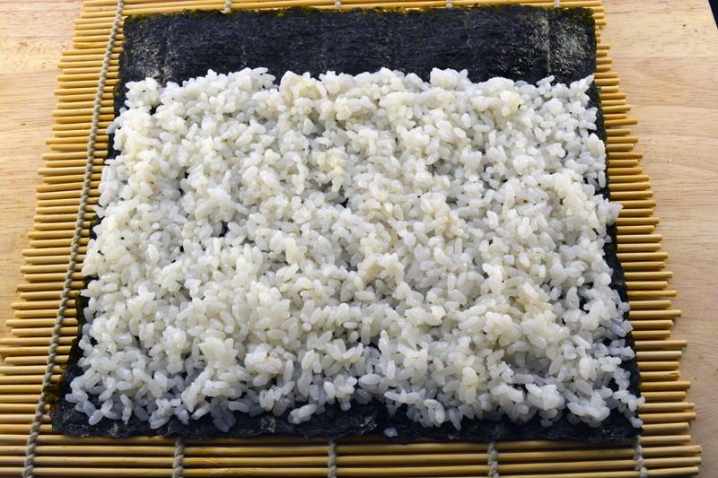 kimbap rice