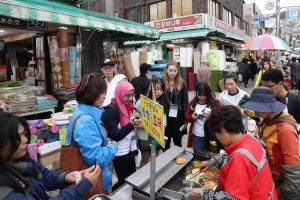 honorary reporters gukje market