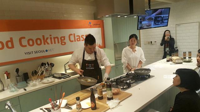K-food Korean food class