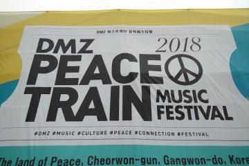 DMZ Peace train festival