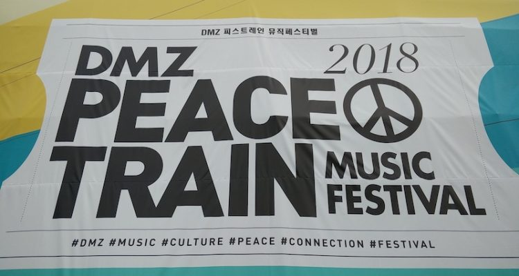 DMZ Peace train festival