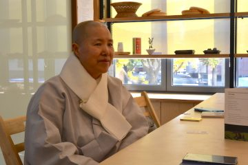Sun Jae Interview