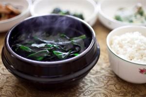 Seaweed-Soup