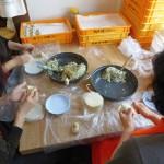 making mandu