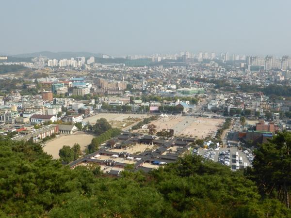 view of suwon