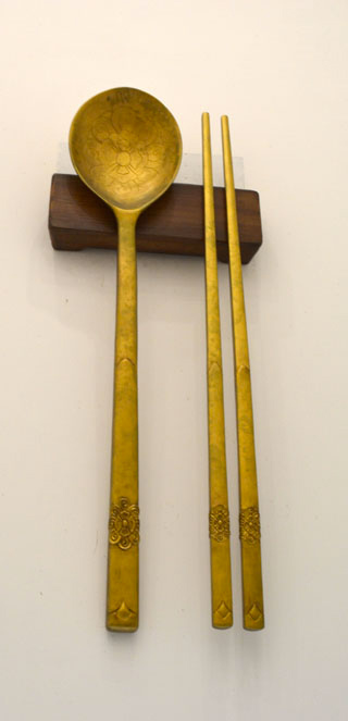 spoon and chopsticks