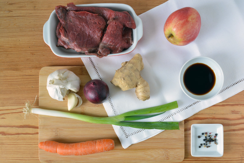 bulgogi ingredients