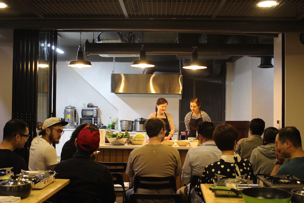 bburi kitchen launching party