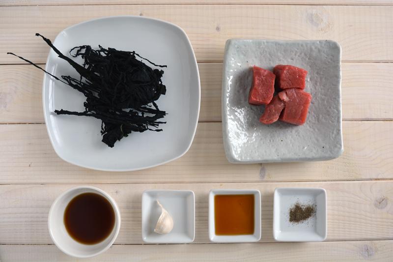 seaweed soup ingredients