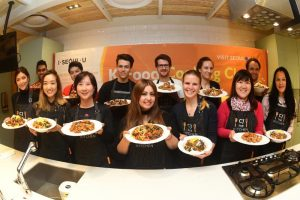 Hallyu Korean food class