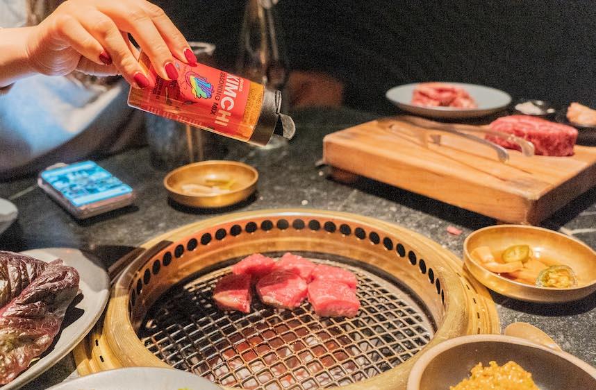kimchi seasoning mix bbq