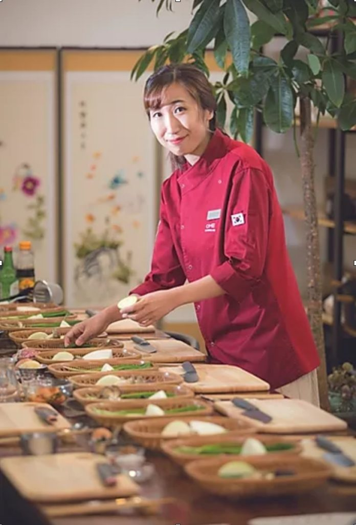 kim minseon ome cooking lab