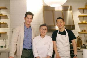 Taste of Seoul 2020 Alberto Mondi Kang Mingoo
