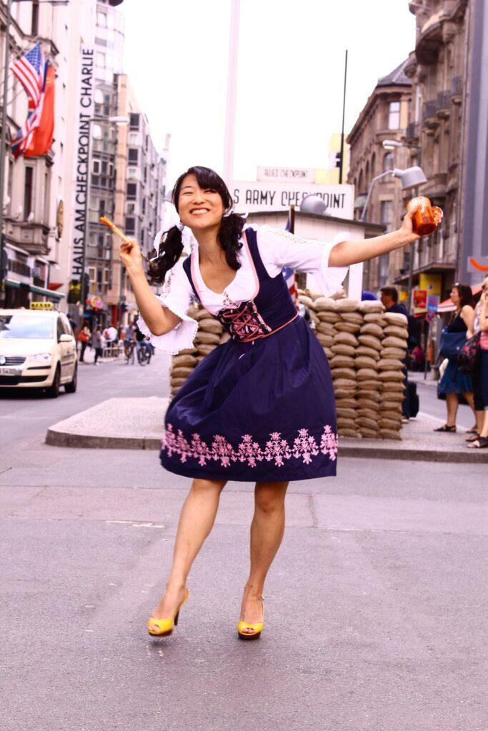 Fraulein Kimchi outfit